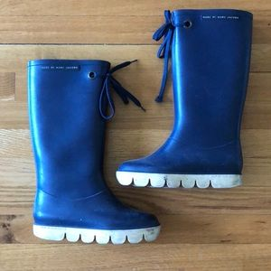 Used Marc Jacobs Rain Boots